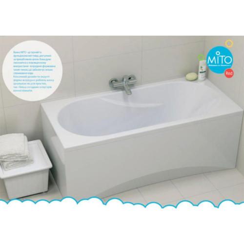 Акриловая ванна Cersanit Mito 140x70