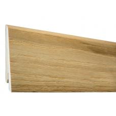 Плинтус «Евро» дуб натуральный от ТМ