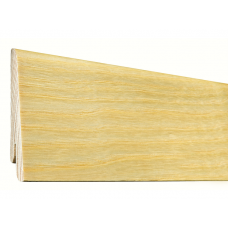 Плинтус «Евро» ясень натуральный от ТМ