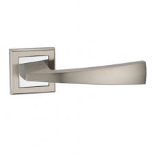 Ручка дверная МВМ Z-1215 SN/PC
