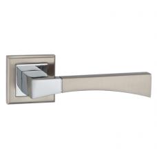 Ручка дверная МВМ Z-1257 SN/CP