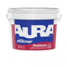 AURA краска Mattlatex для внутренних работ 10л