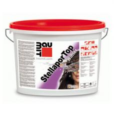 Baumit Stellapor Top, силикон-силикатная штукатурка 2R