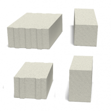 Газоблок Стоунлайт 200х200х600 (стеновой)