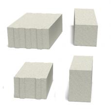Газоблок Стоунлайт 250х200х600 (стеновой)