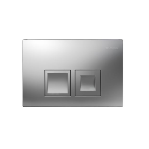 Кнопка смыва Geberit Delta 50 115.135.46.1 (хром матовый)