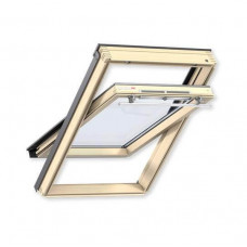 Комплект Мансардное окно VELUX  GZR 3050 CR04 (55*98) + Оклад битумная черепица