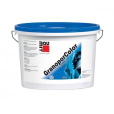 Baumit GranoporColor фасадная акриловая краска, 14 л