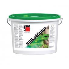 Baumit SilikatColor фасадная силикатная краска, 14 л