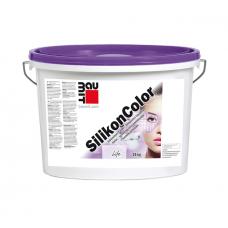 Baumit SilikonColor фасадная силиконовая краска, 14 л