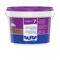 Акрилатная краска Aura Luxpro SuperMatt, 10 л