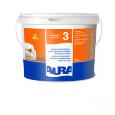 Акрилатная краска Aura Luxpro 3, 10 л