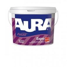 Фасадная краска Aura Fasad Expo, 10 л