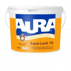 Лак Aura Aqua Laсk 70, 10 л