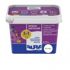Антикоррозионная эмаль Aura Luxpro Remix Antikor, 2,2 л