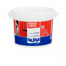 Акриловая эмаль Aura Luxpro Remix Aqua 30, 2,5 л