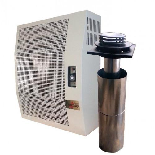 Газовый конвектор Ужгород АКОГ-2М (Н) - СП со стальным теплообменником HUK