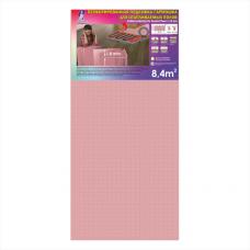 Подложка гармошка для теплого пола Solid толщиной 1.8 мм