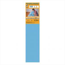 Подложка гармошка под ламинат Solid Синяя толщиной 5 мм
