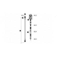 Заземлитель штыревой L=1,5м OC