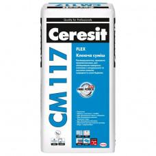 CERESIT CM-117 Клей для плитки и гранита