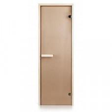 Двери для сауны Greus Classik (бронза) 190х70 Эстония