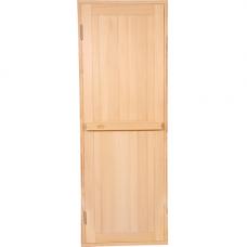 Двери для сауны Tesli Глухая Новая 678х1880